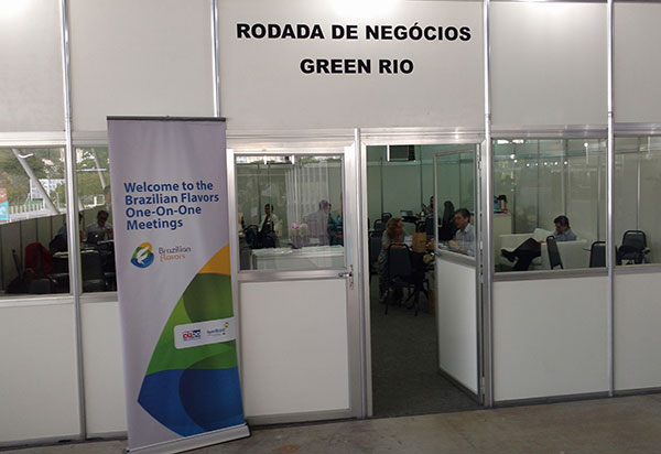 Projeto Comprador: Brazilian Flavors B2B - Green Rio 2018