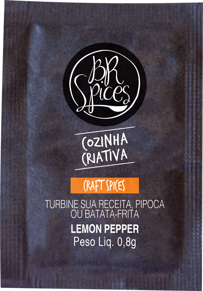 Lemon Pepper sachet