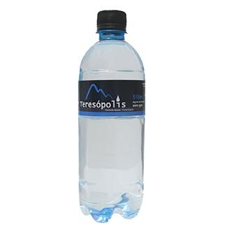 Água Mineral Teresópolis Linha Azul 510 ML sem gás