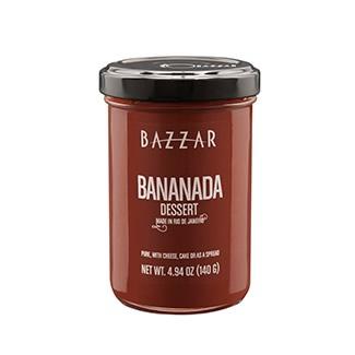 Bananada Dessert