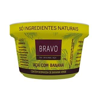 Bravo Açaí com Banana 150G