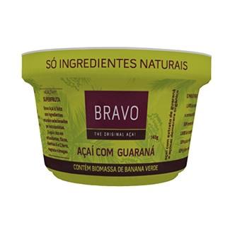 Bravo Açaí com Guaraná