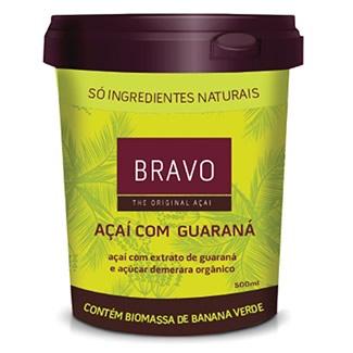 Bravo Açaí com Guaraná 500G