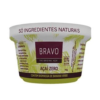 Bravo Açaí Zero 150G