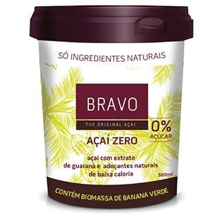 Bravo Açaí Zero 500g