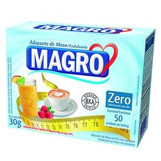 Adoçante Light Magro Sachet 50X600mg