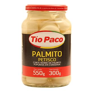 Palmito Petisco Tío Paco