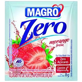 Refresco Magro Diet Sabor Morango