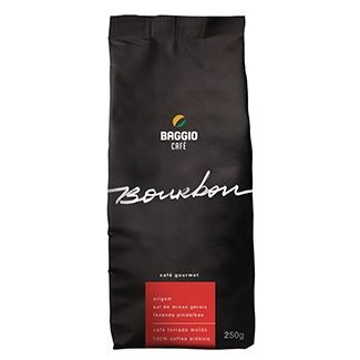 Baggio Bourbon torrado moído 250g